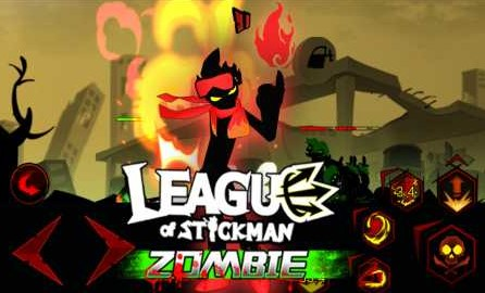 league-of-stickman-zombie-apk